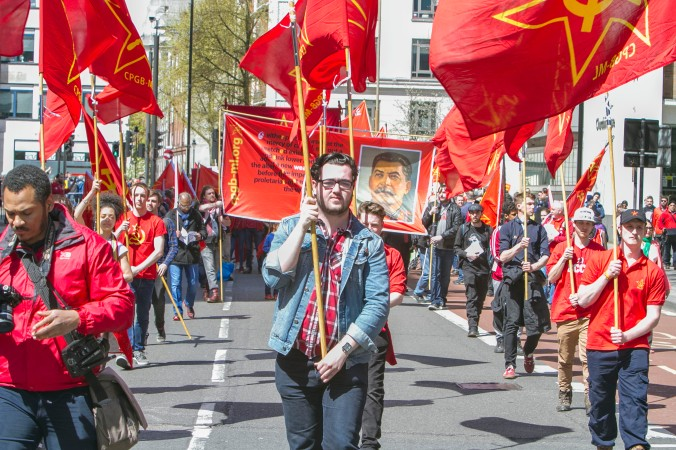 Mayday 2016 Clerkenwell London