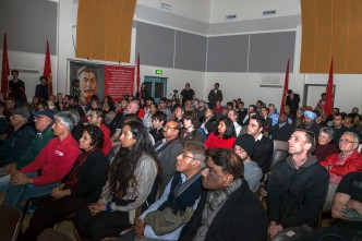 CPGB ML October Revolution Celebration 2017 Dominion Hall; November 4th 2017