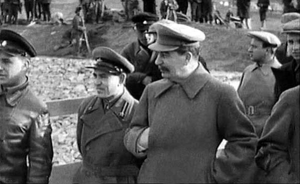 Stalin_,moscow volga canal